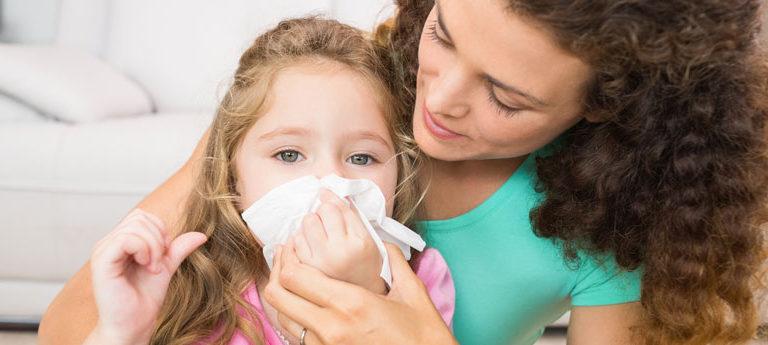 Keeping Your Family Sniffle-Free This Allergy Season