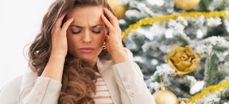 Holiday Stress and Infertility