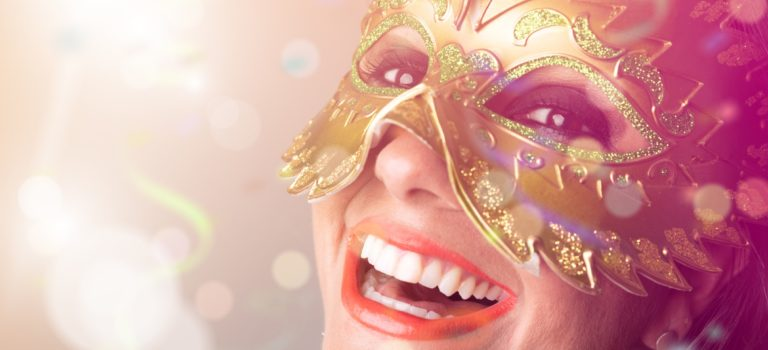 Mardi Gras Glam