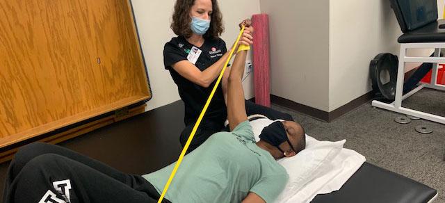 Rhonda's Cancer Rehab