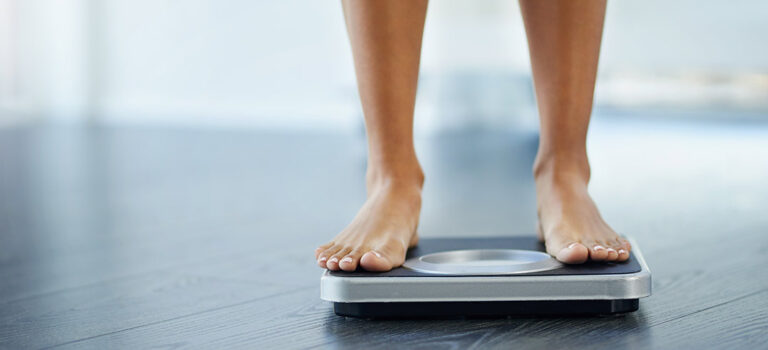 Weight Loss: More than Numbers on a Scale