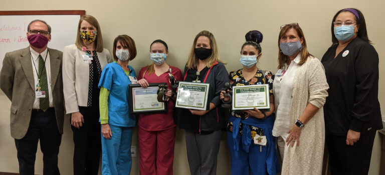 DAISY Award Winner: Tonya Bonfanti, RN, NICU