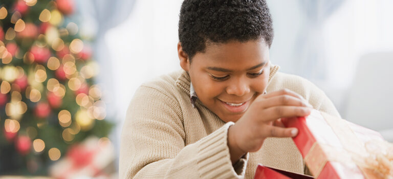 Holiday Gifts to Enhance the Development and Interaction of Your Older Child