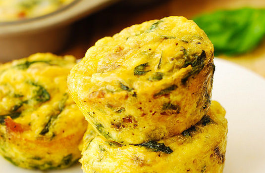 Bariatric Recipe: Egg Muffins