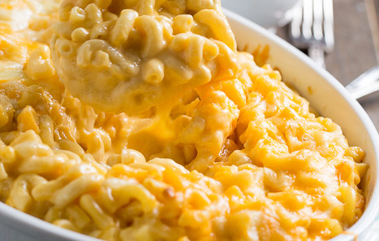 What to Eat During Cancer Treatment: Creamy mac and cheese