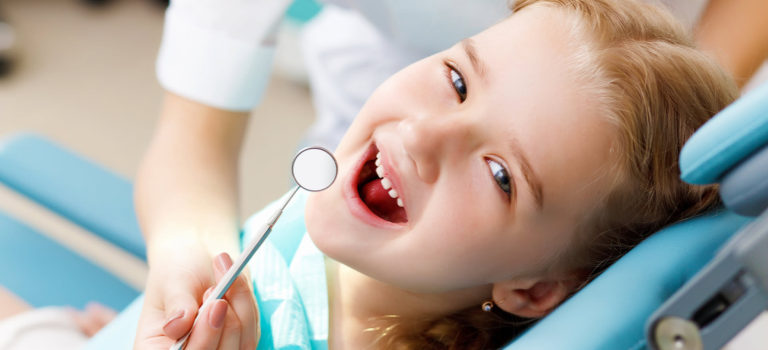 Five Steps to Putting a Smile on Your Child's Face for the Dentist