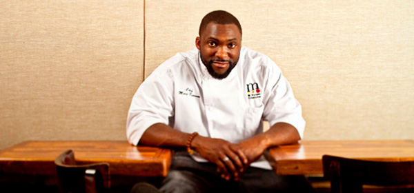 Story From the Heart: Chef Takes Personal Journey to Healthier Cooking