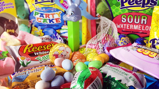 Four Ways to Creatively Use Your Easter Candy Leftovers