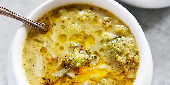 HEALTHY RECIPE: Broccoli Soup