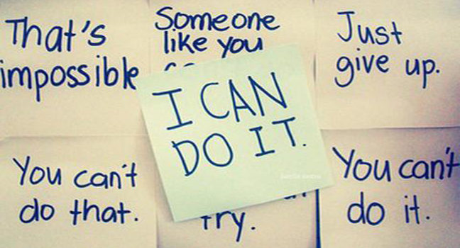 "Autonomy-""I can do it"""