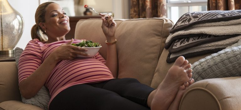 Nutrition Tips When Eating for Two During Pregnancy