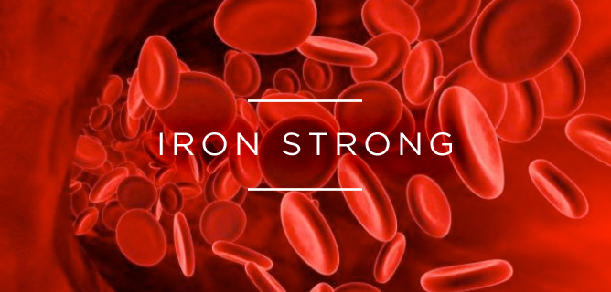 Be Iron Strong