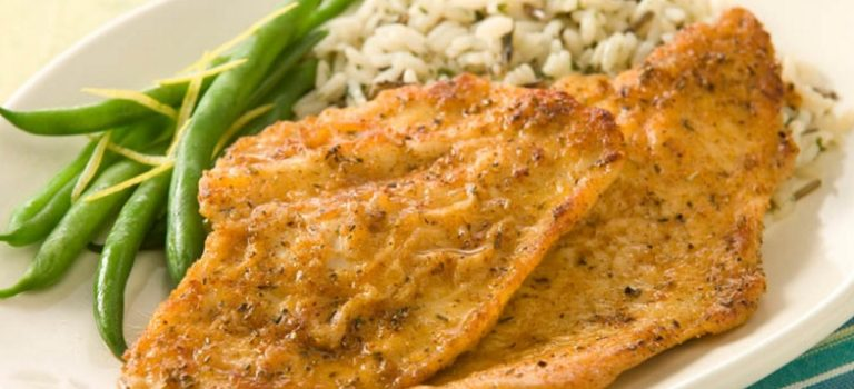 HEALTHY RECIPE: Mediterranean Lemon Chicken