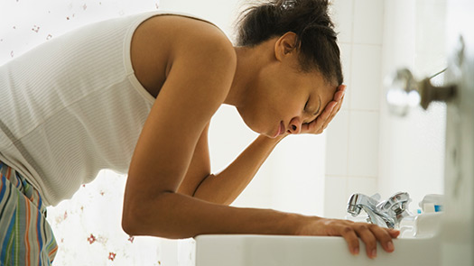 Ways To Deal With Morning Sickness
