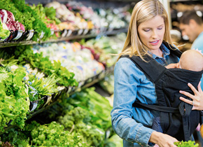 Super Foods for Breastfeeding Moms