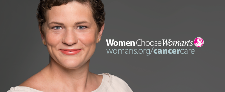Women Choose Woman's: Amy's Story