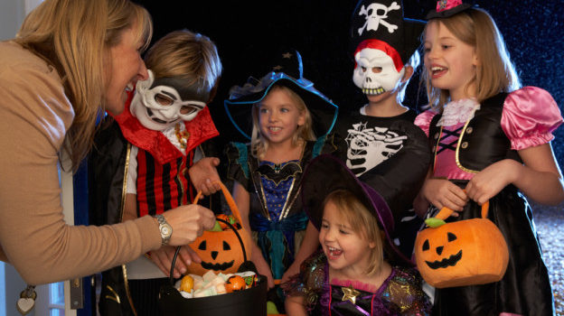 Ten Tips for Trick-or-Treating