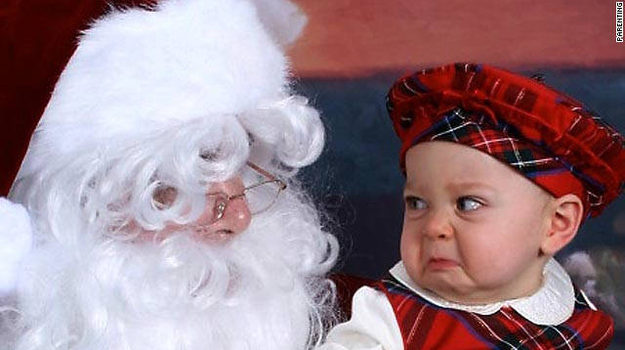 Surviving Santa Photos