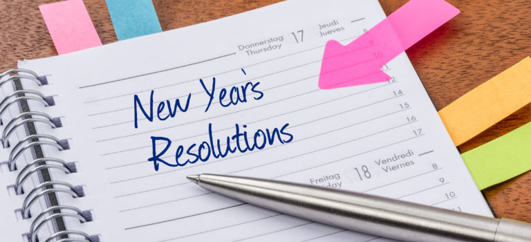 5 Tips to Sticking to New Year's Resolutions