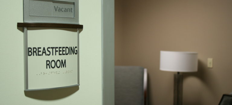 New Breastfeeding Rooms Now Open