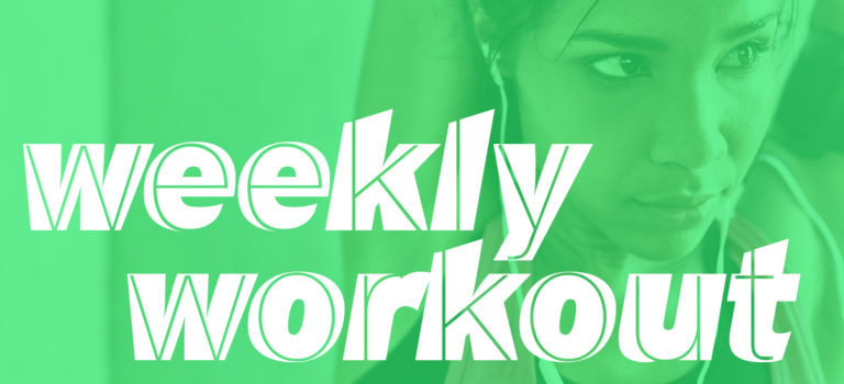 Weekly Workout: Back