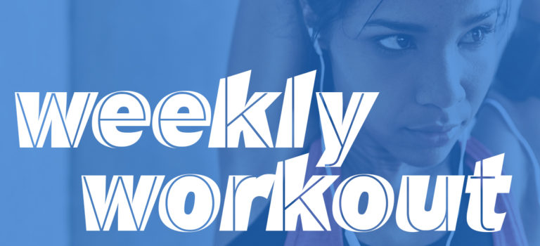 Weekly Workout: Core