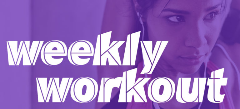 Weekly Workout: Push Up