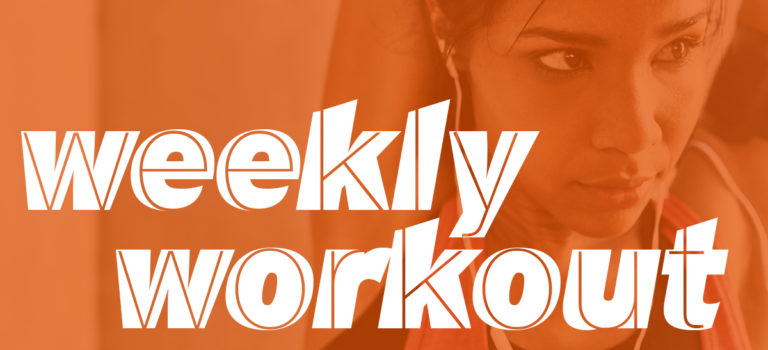 Weekly Workout: Bridge