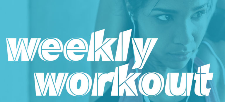 Weekly Workout: Plank