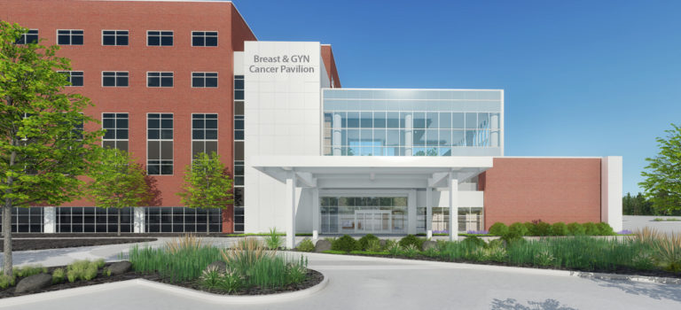Full Circle: The Breast and GYN Cancer Pavilion