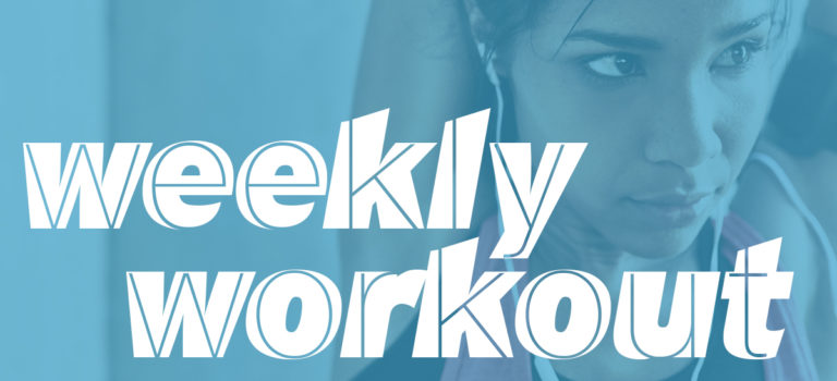 Weekly Workout: Pilates Stretches