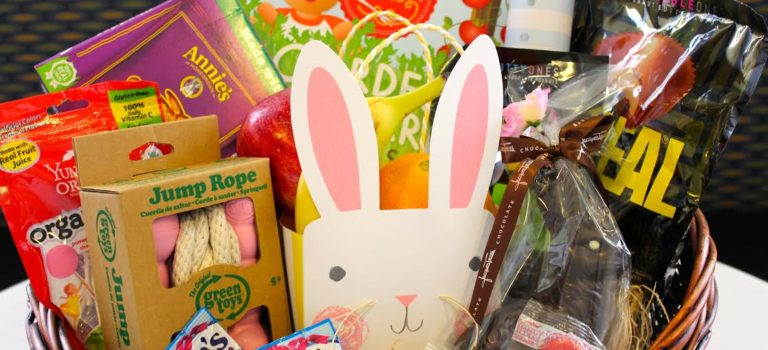 Healthier Easter Baskets
