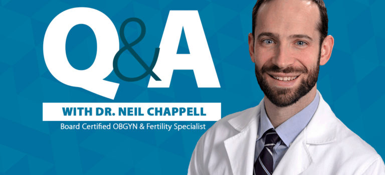 Get to Know Dr. Neil Chappell