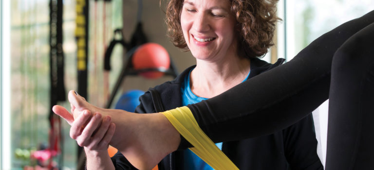 """Getting Back to """"Normal"""": Cancer Rehab Success"""
