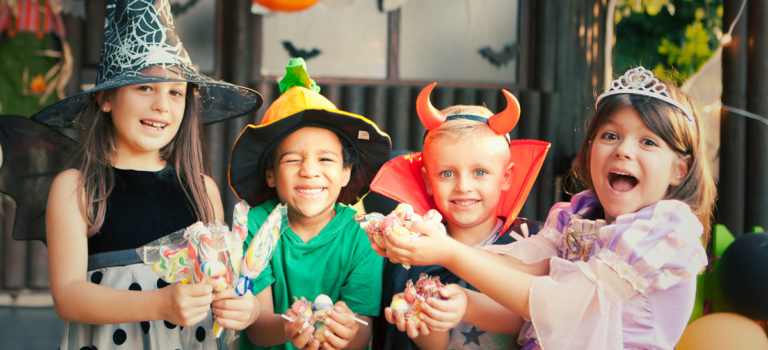 4 Tips to a Healthier Halloween
