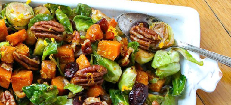 Substitute Calories, Not Taste: Healthy Holiday Side Dishes