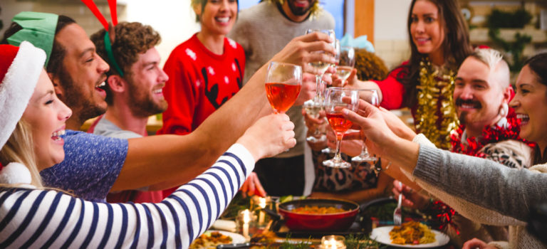 5 Tips to Surviving Holiday Parties