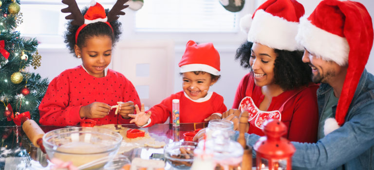 Keeping the Holidays Merry & Bright with Little Ones