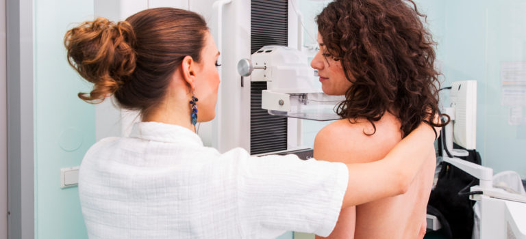 A Mammogram: What it REALLY Feels Like