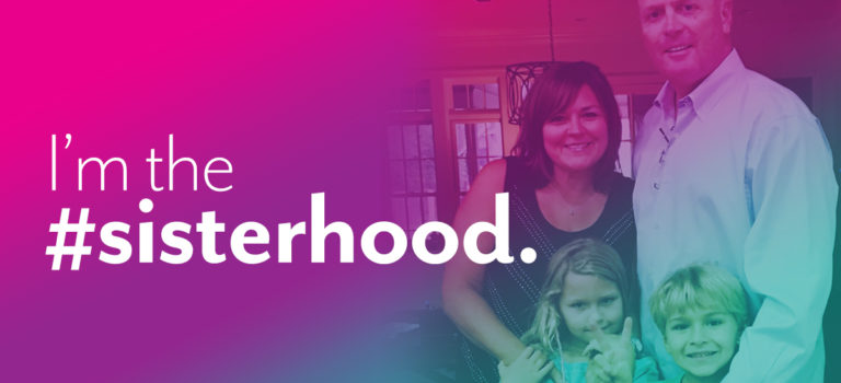 Lisa's Sisterhood Story: Part 1