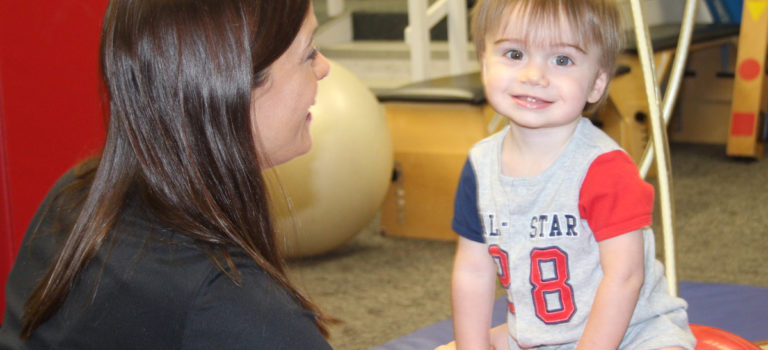 Pediatric Therapy for Developmental Delays