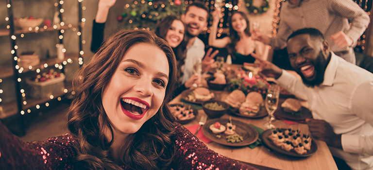 Top 10 Holiday Party Diet Tips