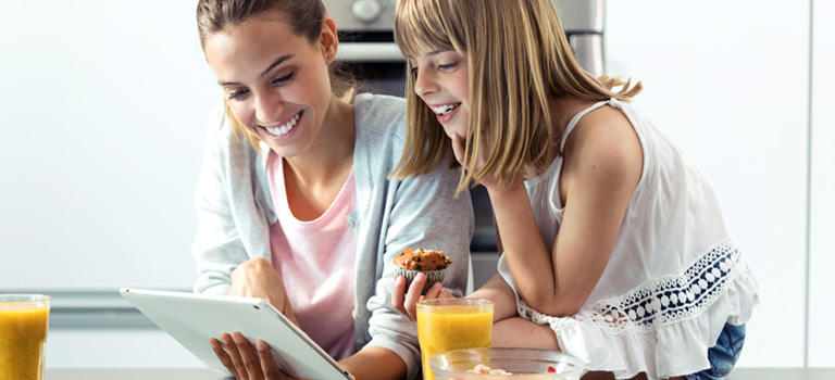 Staying at Home with Kids: Healthy Meals and Snacks