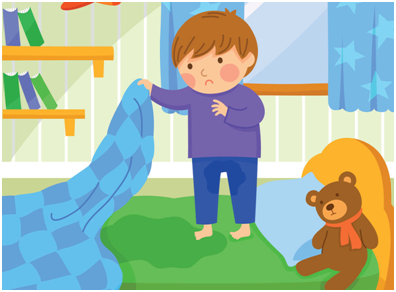 Bedwetting and Potty Problems