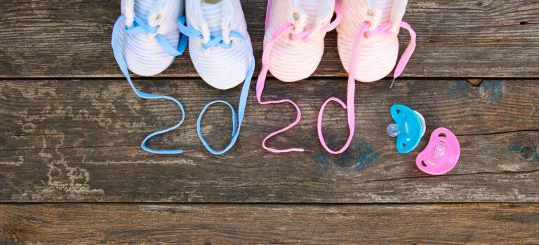 Top Baby Names of 2020